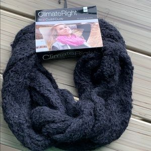 ClimateRight by CuddlDuds Reversible Cowl -BNWT